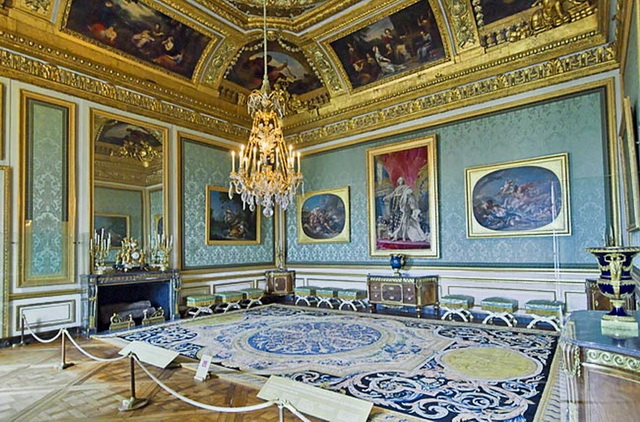 le salon des nobles