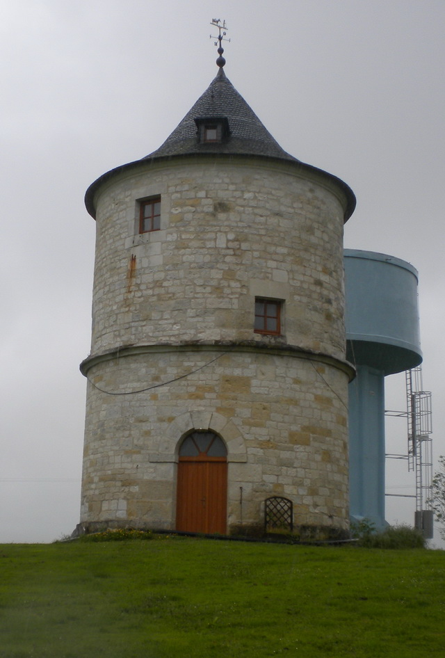 Le moulin Coquet